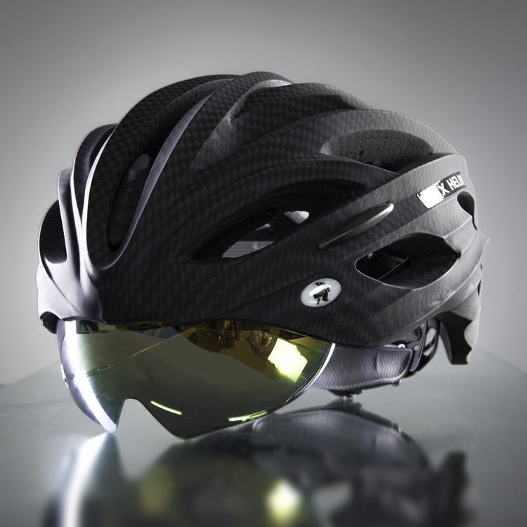 DUX Lens Gold Reflective – BikeShore